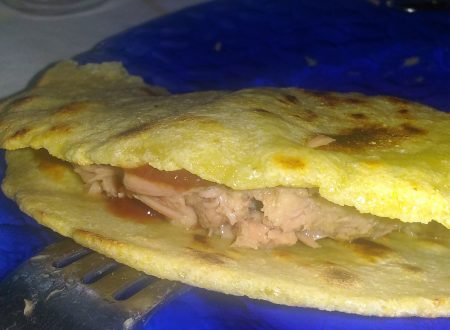Tortillas messicane (piatto vegetariano e vegano)